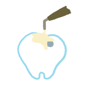 銀歯を白い詰め物に変えたい